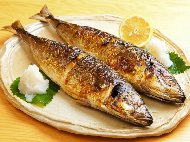 Печена риба скумрия на скара – класическа рецепта